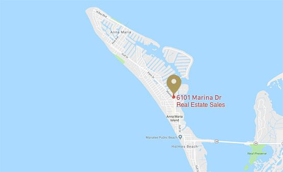 Anna Maria Island Map Anna Maria Fl Rentals Real Estate