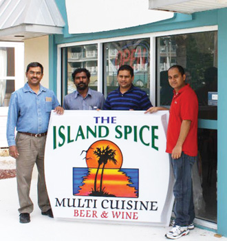 The Island Spice – Authentic Indian Cuisine on Anna Maria Island