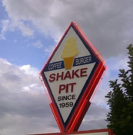 Shake Pit – the Name Says It All – Great Shake's off Anna Maria