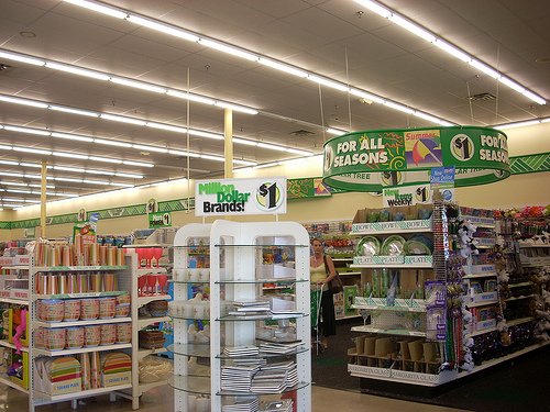 The Dollar Tree on Anna Maria Island Is Great for Cheap Beach Gear and Household Necessities